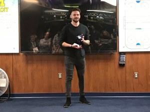 2018 Losh Award Winner Cooper Marody